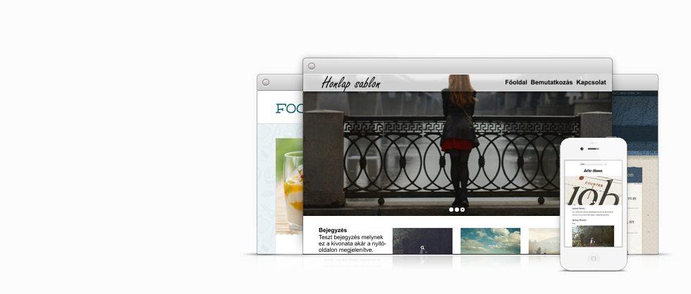 Kérésre ingyenesen előre telepített Wordpress